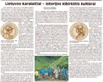 Straipsnis laikraštyje